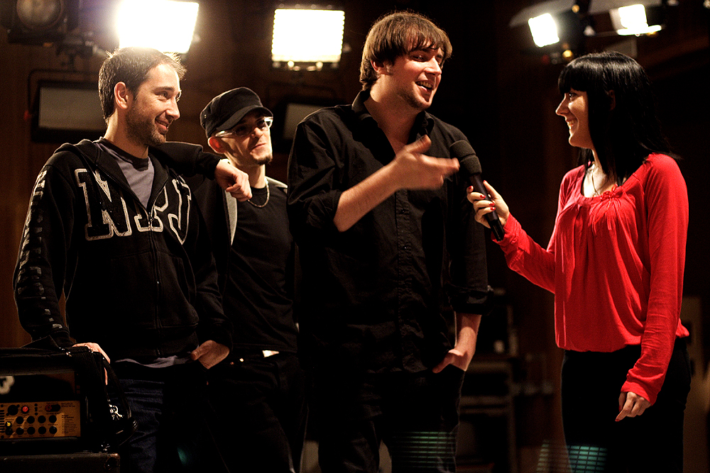 THE RUSSOS IN ORBITA SU IL MUCCHIO, SETTEMBRE 2009