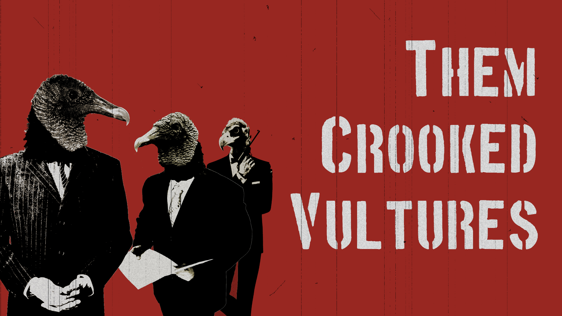 IL PICCOLO RUBRICA DISCHI: THEM CROOKED VULTURES E WOLFMOTHER