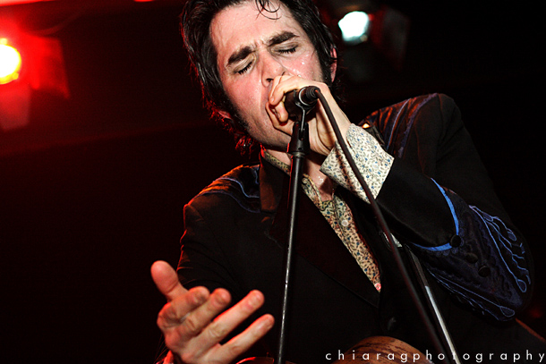 JON SPENCER/ HEAVY TRASH AL MIELA