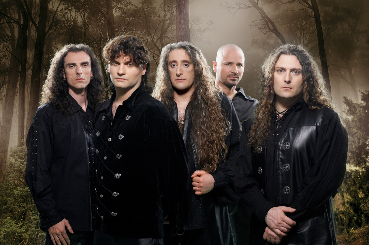 «Visions From The Enchanted Lands» IL DOPPIO DVD DEI RHAPSODY OF FIRE
