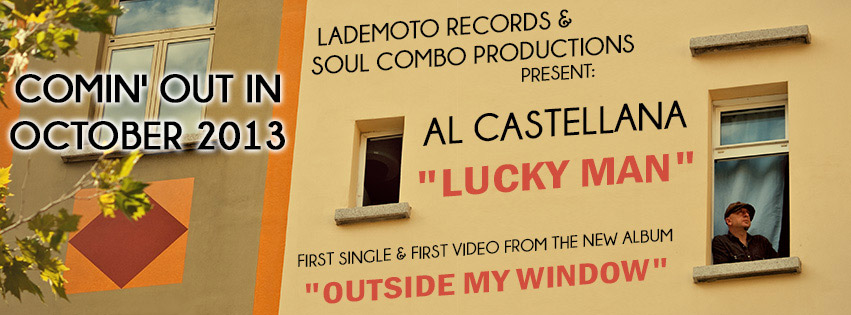 AL CASTELLANA «Outside My Window» COMUNICATO