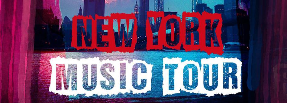 RICKY RUSSO INTERVISTA A RAI INTERNATIONAL E NY MUSIC TOUR
