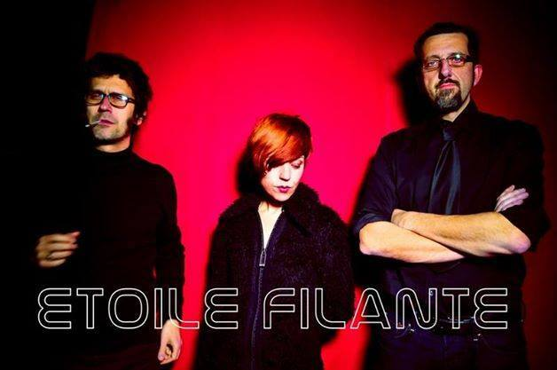 ACADEMY ED ETOILE FILANTE GIOVEDì 24 APRILE Café Rossetti