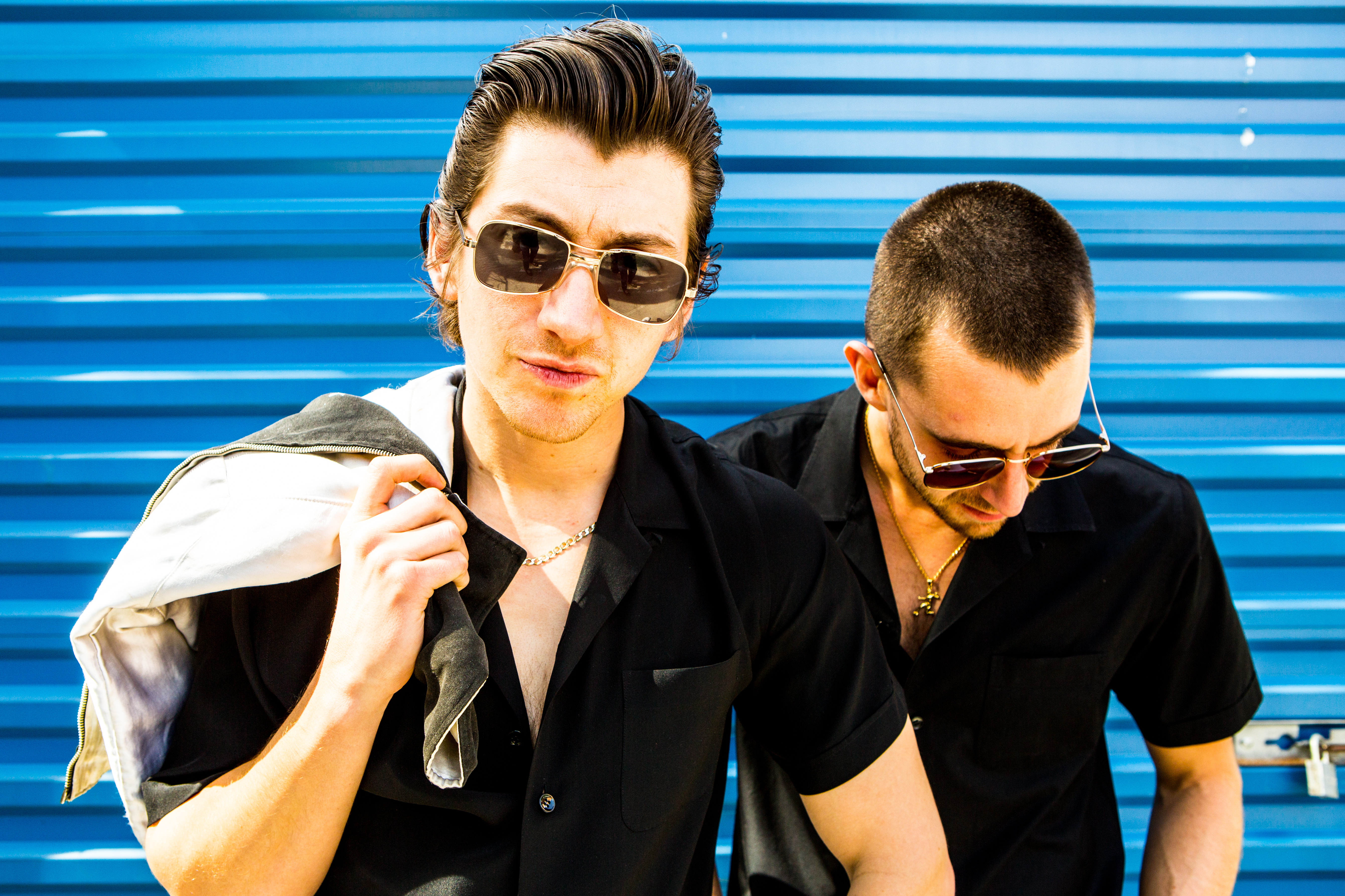 IL PICCOLO RUBRICA DISCHI 27.05.16: THE LAST SHADOW PUPPETS «Everything You've Come to Expect»