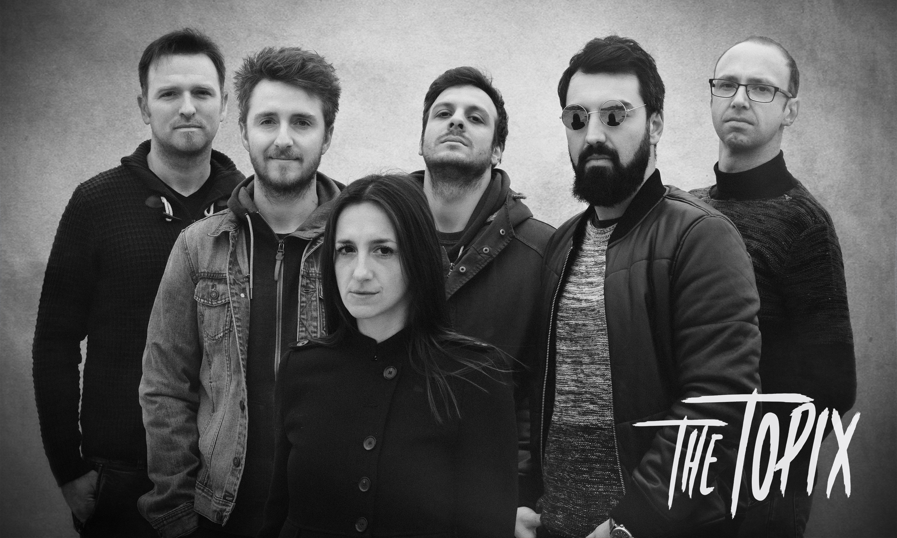 THE TOPIX live a Serra Hub il 31.03.17