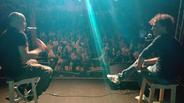 """DIEGO BIANCHI """"ZORO"""": L'INTERVISTA DI IVAN GROZNY AL LUNATICO FESTIVAL (Ts 05.07.17)"""
