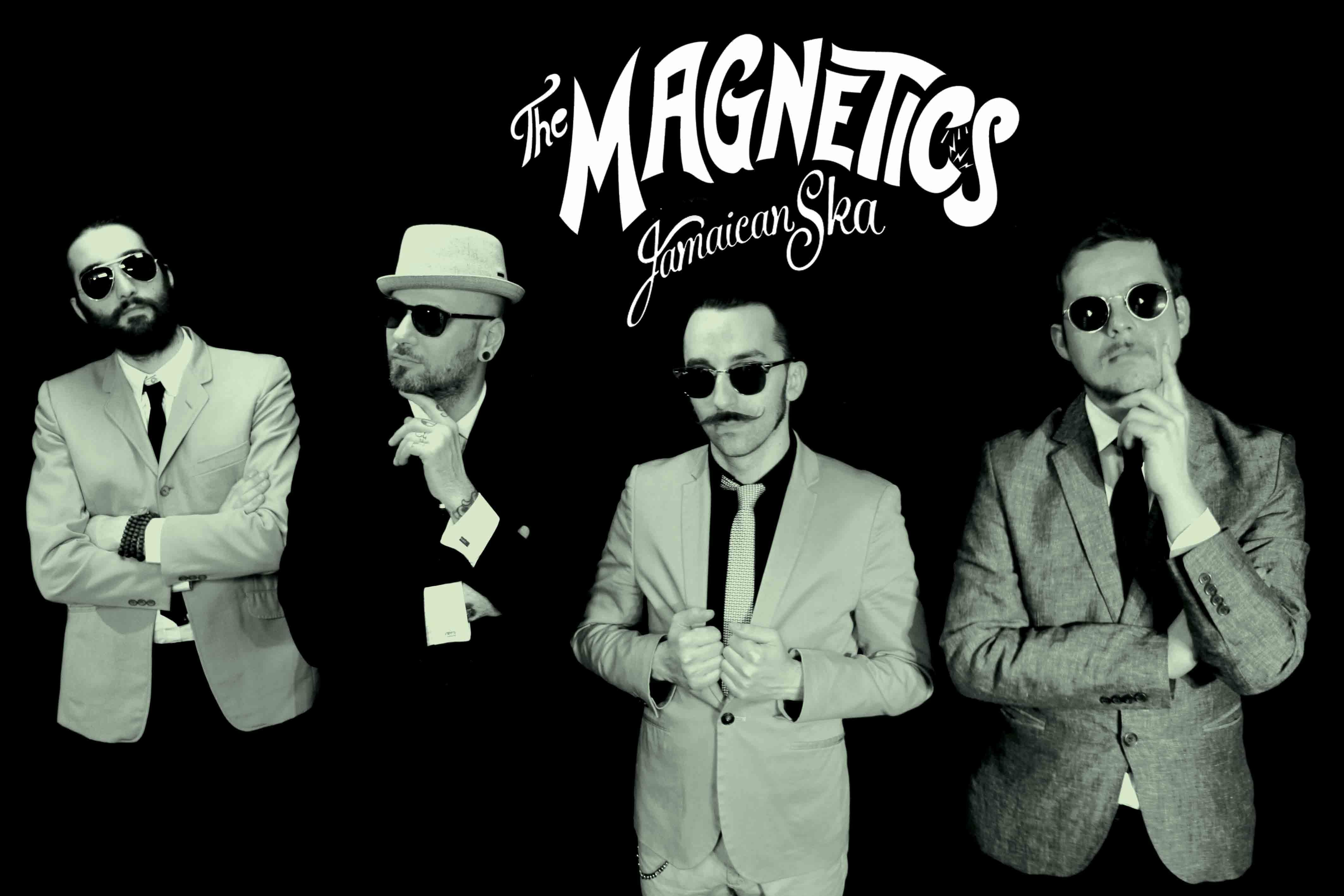 THE MAGNETICS al Lunatico Festival il 18.08.17