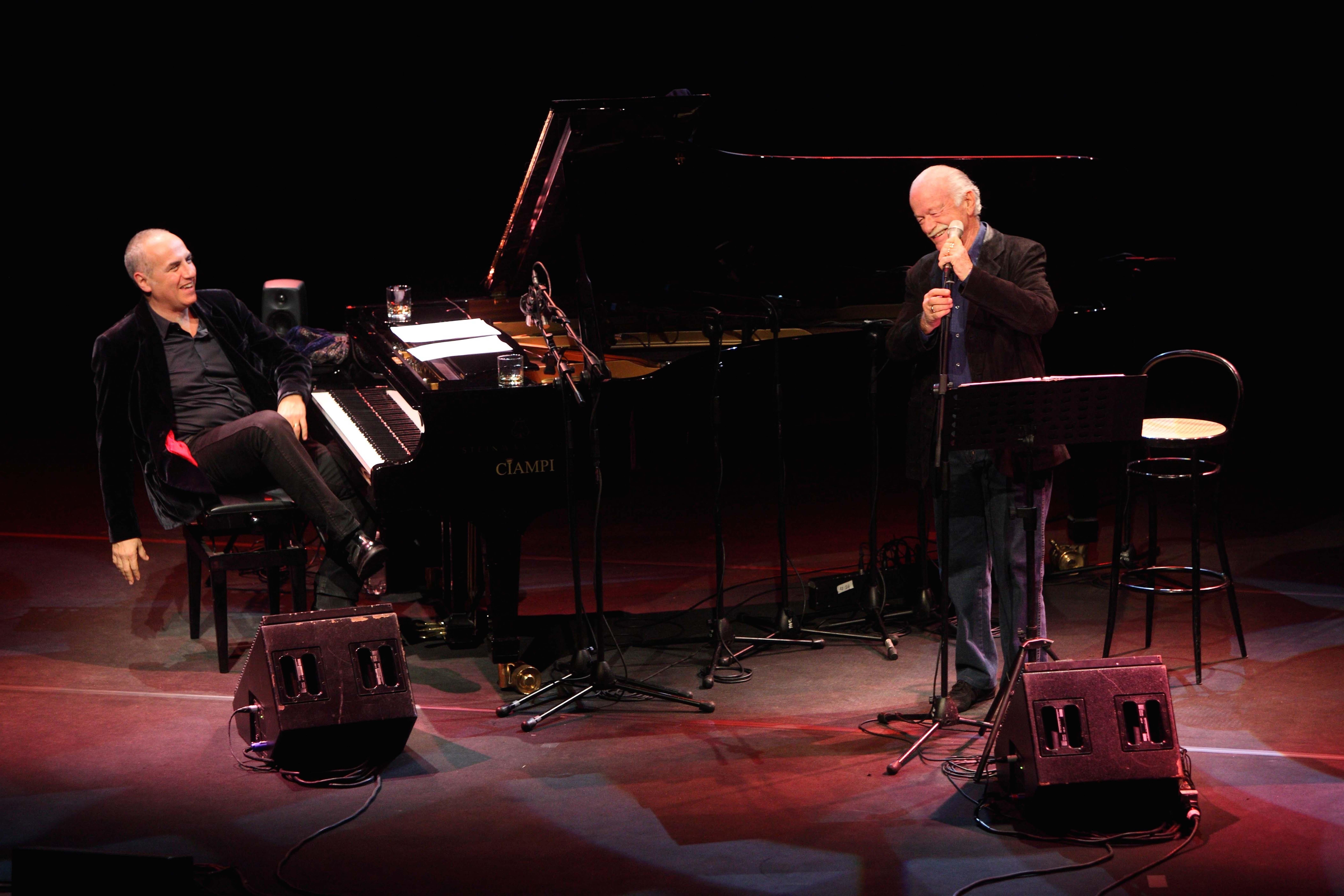 Intervista a Gino Paoli, a Trieste il 17.11.17