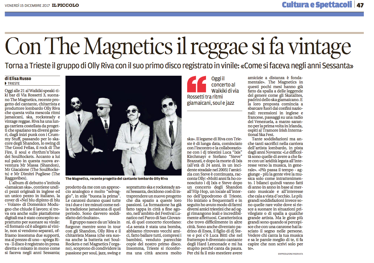 The Magnetics