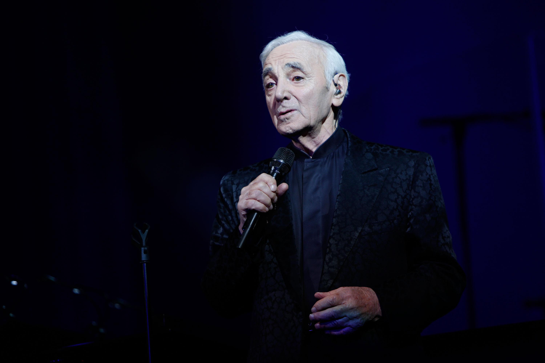 CHARLES AZNAVOUR a Palmanova il 23 giugno 2018