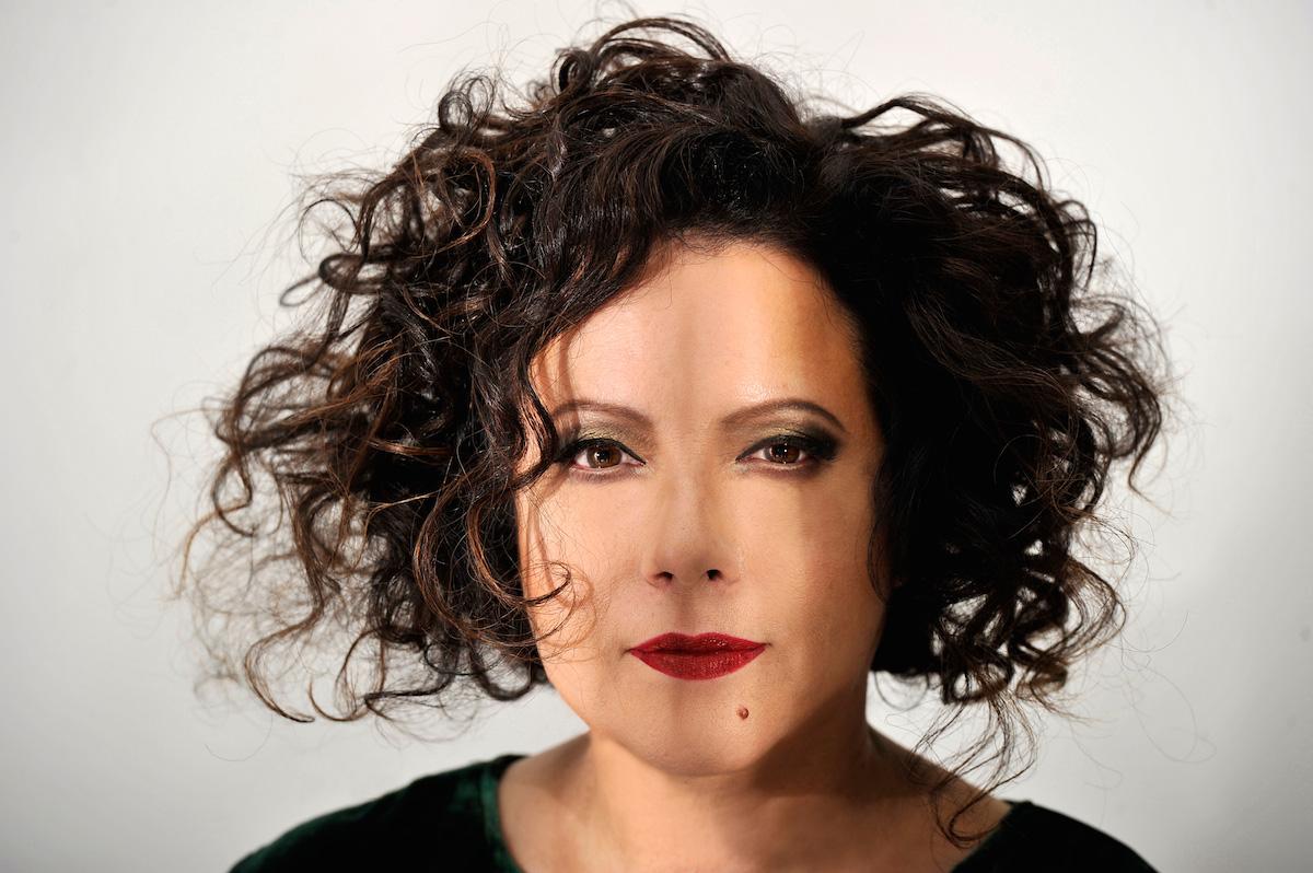 Intervista Antonella Ruggiero a Monfalcone il 10.08.18