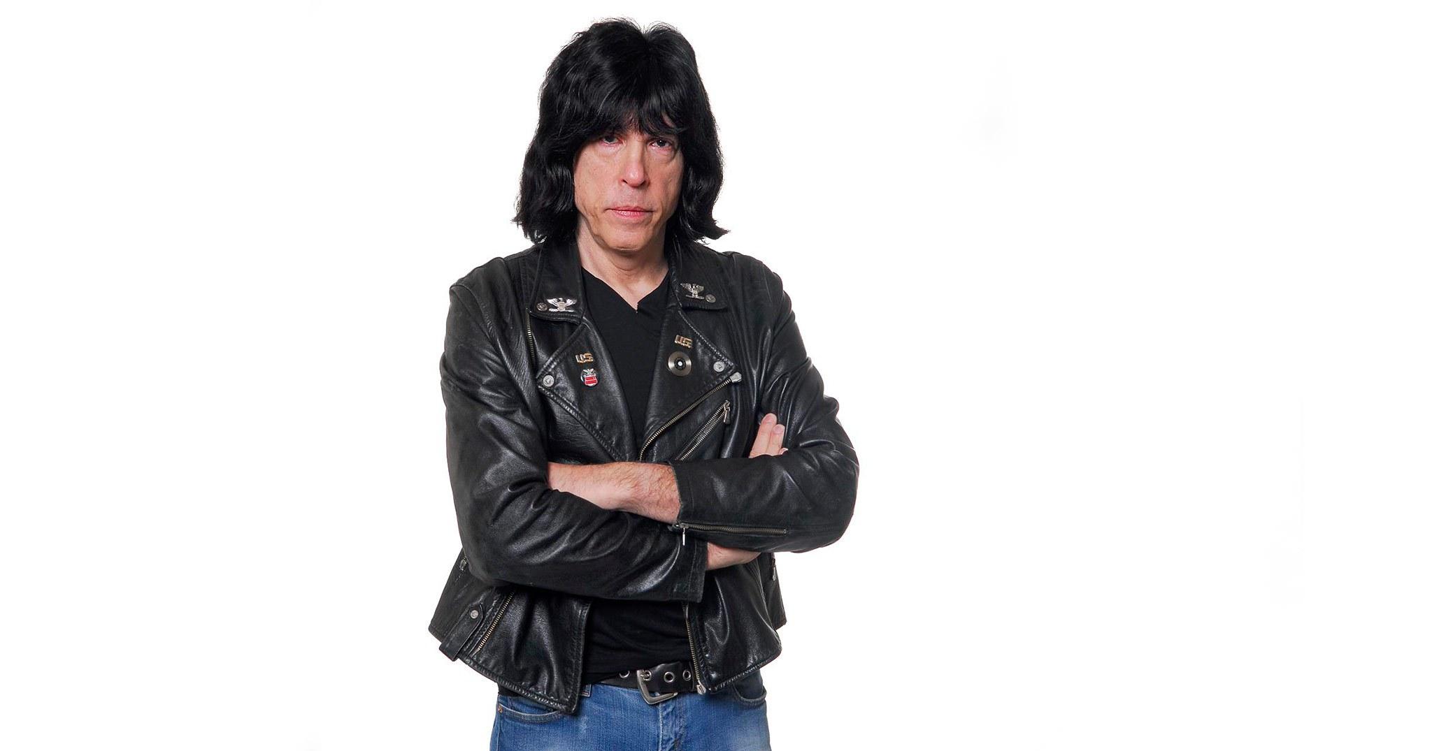 intervista a Marky Ramone, a Osoppo per Enjoy! The Fest il 25.08.18