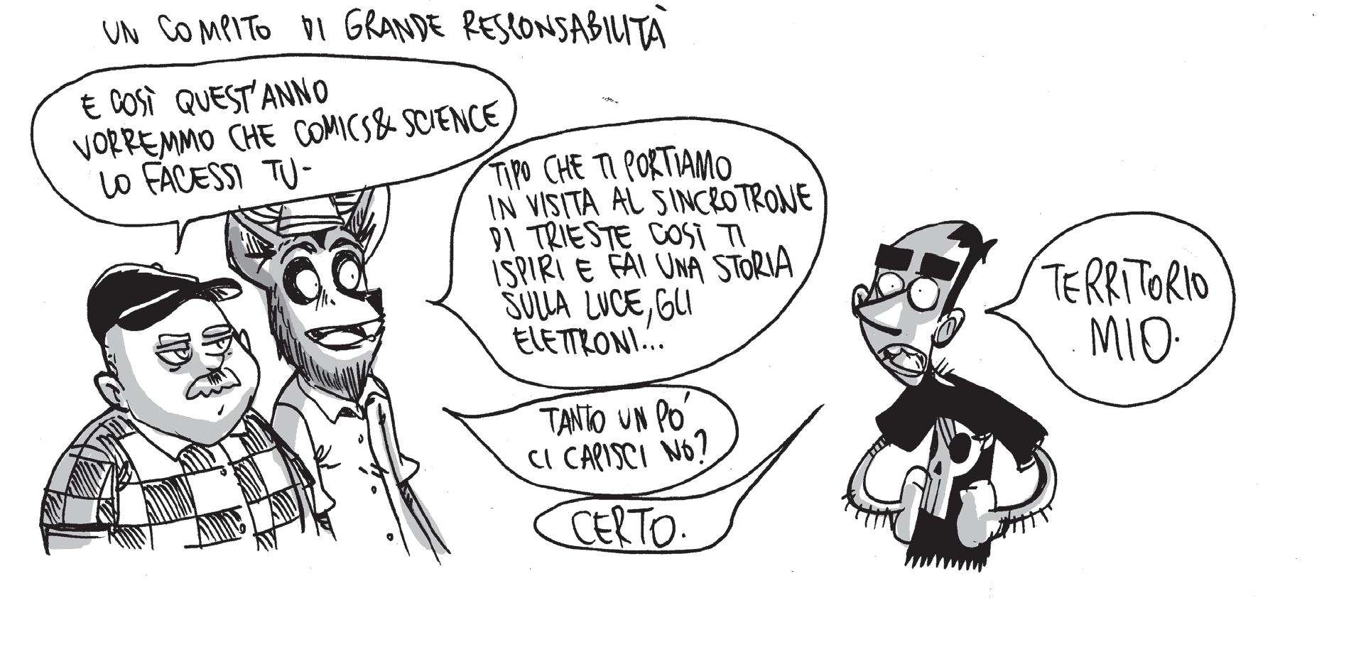 """ZEROCALCARE """"EDUCAZIONE SUBATOMICA"""""""