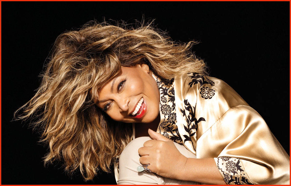 L'autobiografia di Tina Turner «My Love Story» (HarperCollins)