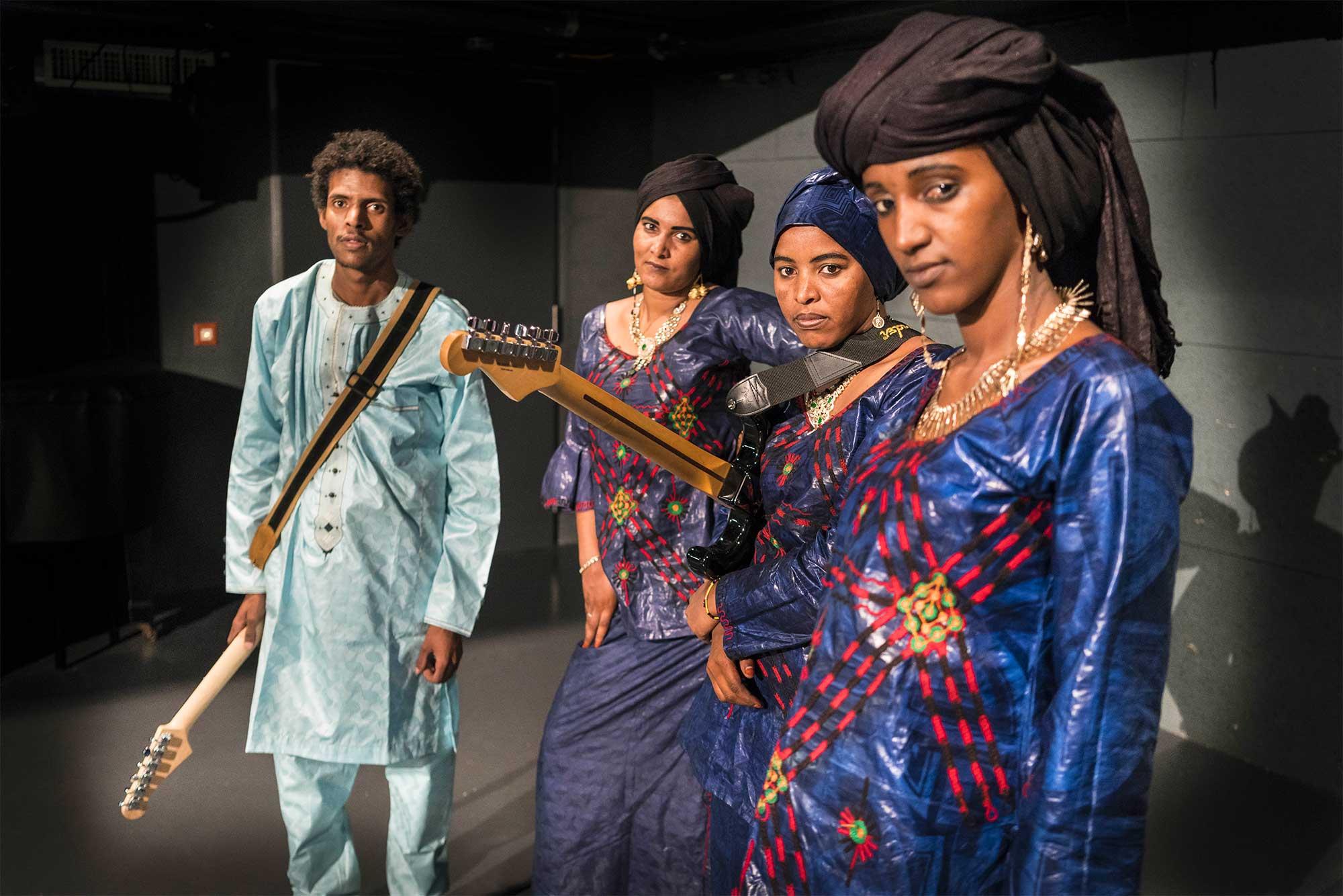 Les Filles de Illighadad al Teatro Miela l'8.12.18