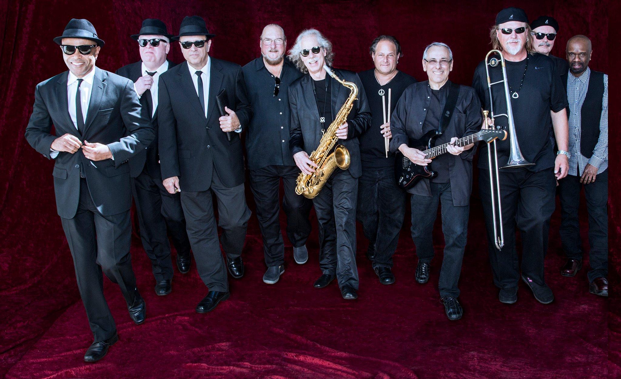 The Original Blues Brothers Band intervista Lou Marini – a Pordenone il 31.12.18