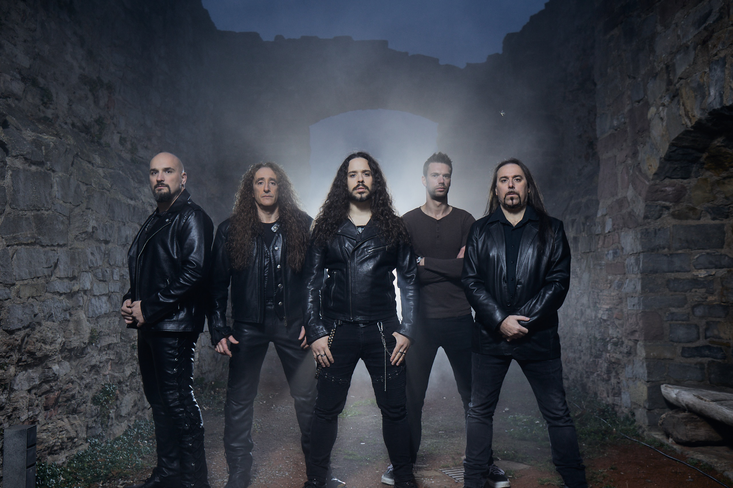 "INTERVISTA RHAPSODY OF FIRE per l'uscita di ""The Eighth Mountain"""