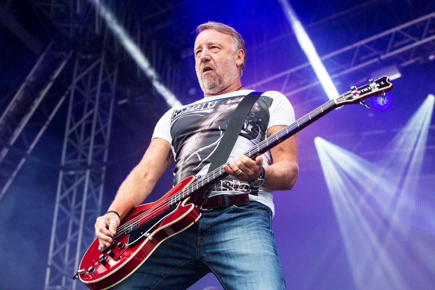 Intervista Peter Hook a Pordenone il 29.08.19  +english version