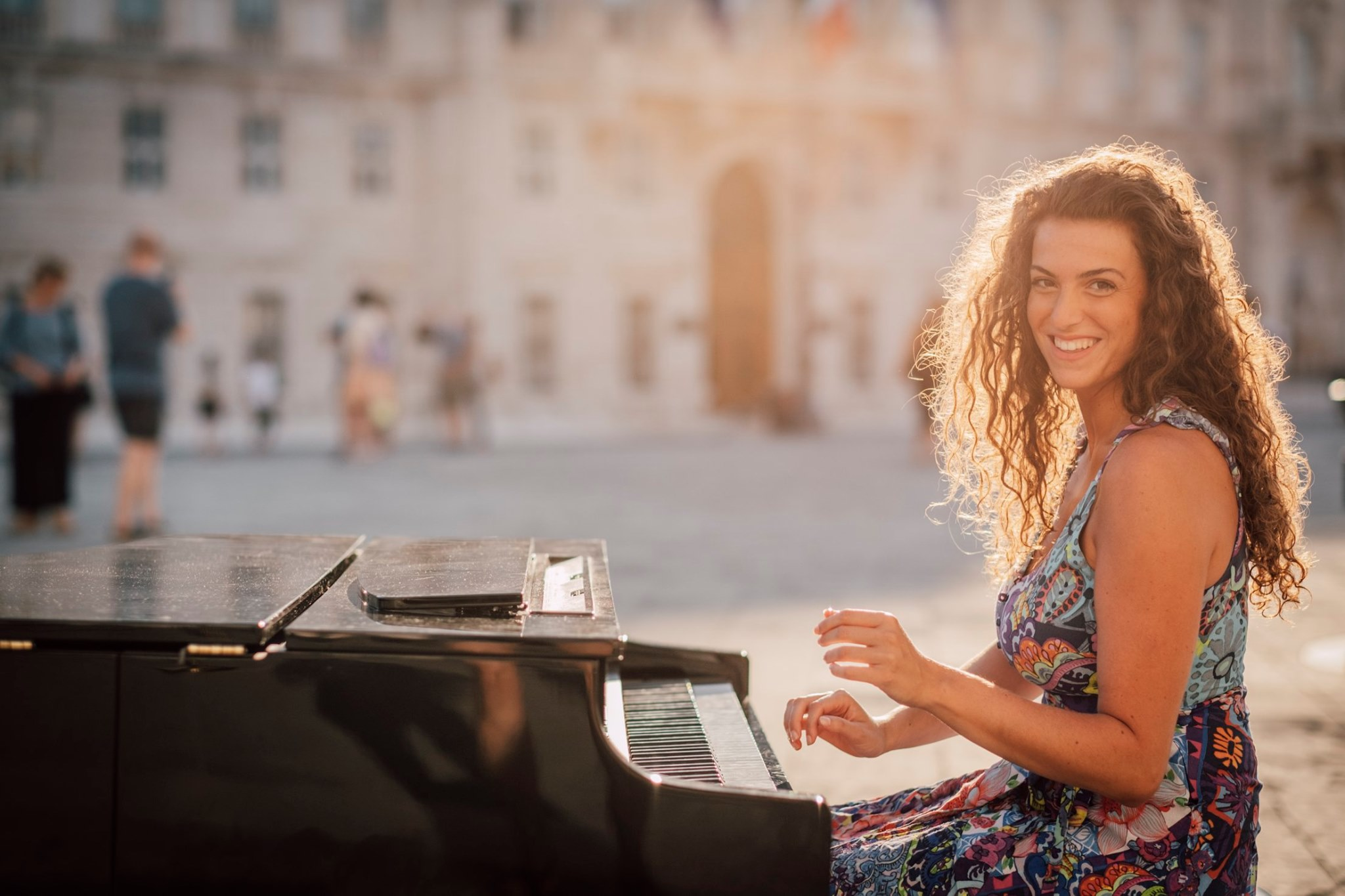 PIANO CITY TRIESTE