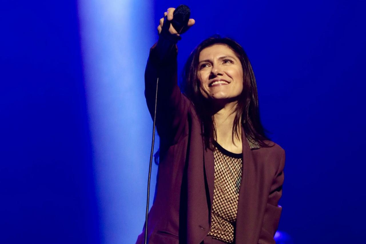 ELISA in Piazza a Monfalcone il 28.12.19