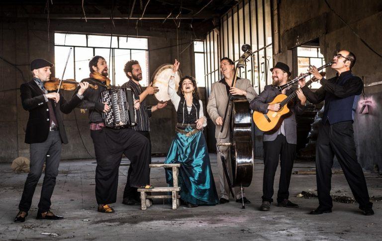 Barcelona Gipsy Balkan Orchestra al Teatro Miela il 25.02.20 *** CONCERTO ANNULLATO