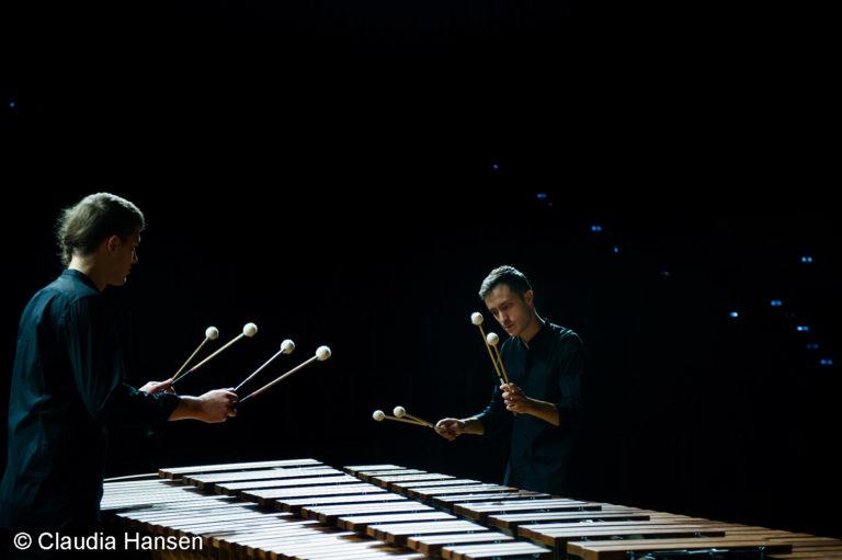 Percussioni il 14 e 15.02.20 alla Casa della Musica
