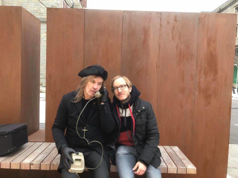 """Jozef van Wissem """"The Conversation"""" videoclip made in Trieste"""