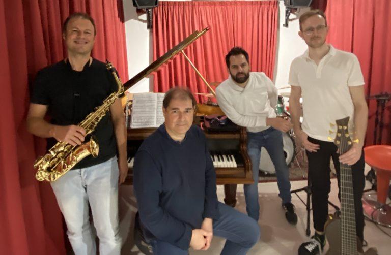 Amadeus Jazz Quartet live il 27.06.20