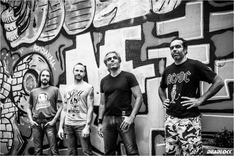 "Deadlock Crew ""Look down on me"" in uscita il 27.02.21"